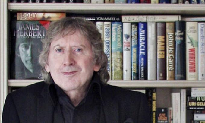 James Herbert (Londra 8 aprile 1943 - Sussex 20 marzo 2013), scrittore horror e fantascienza