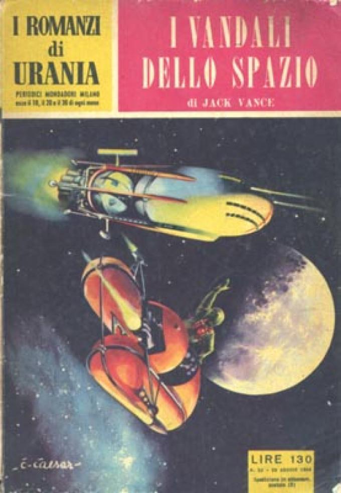 Kurt Caesar. Urania 53 (1954)