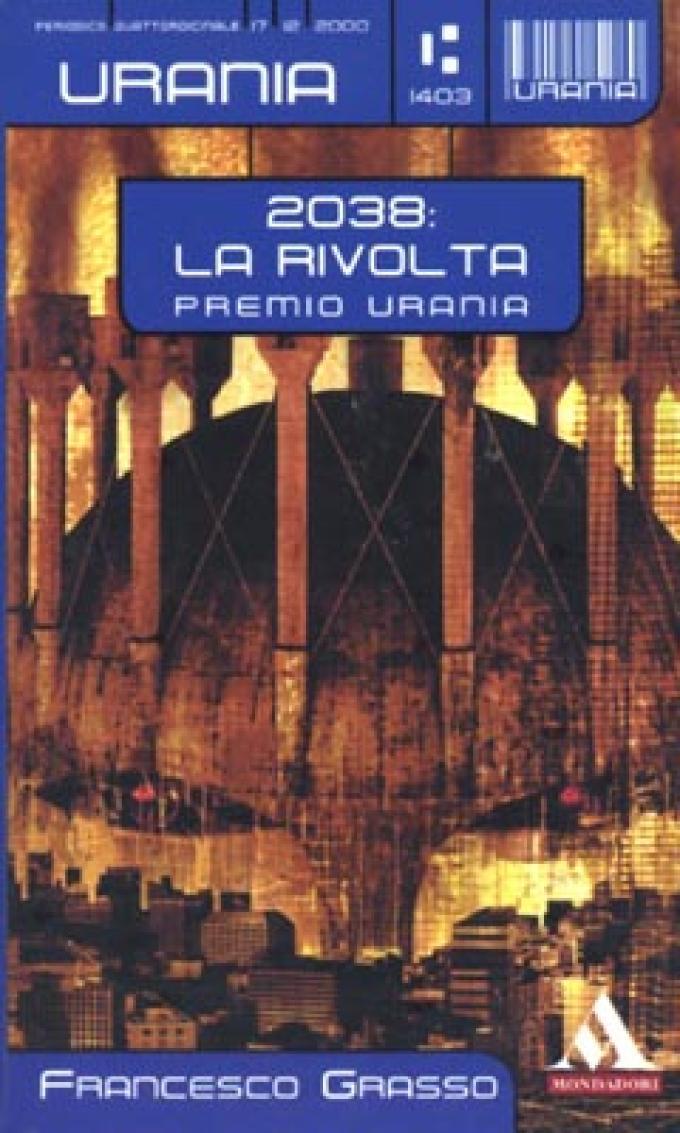 Pierluigi Longo. Urania 1403 (2000)