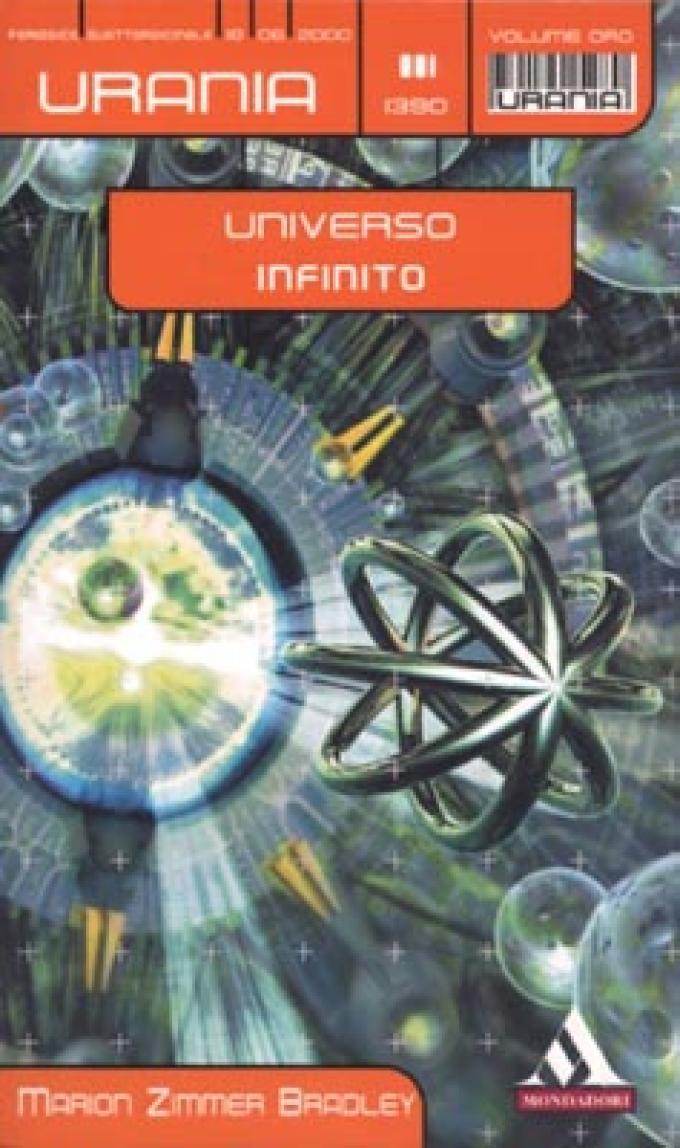Jacopo Bruno. Urania 1390 (2000)