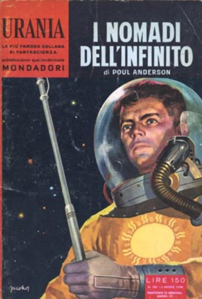 Carlo Jacono. Urania 183 (1958)