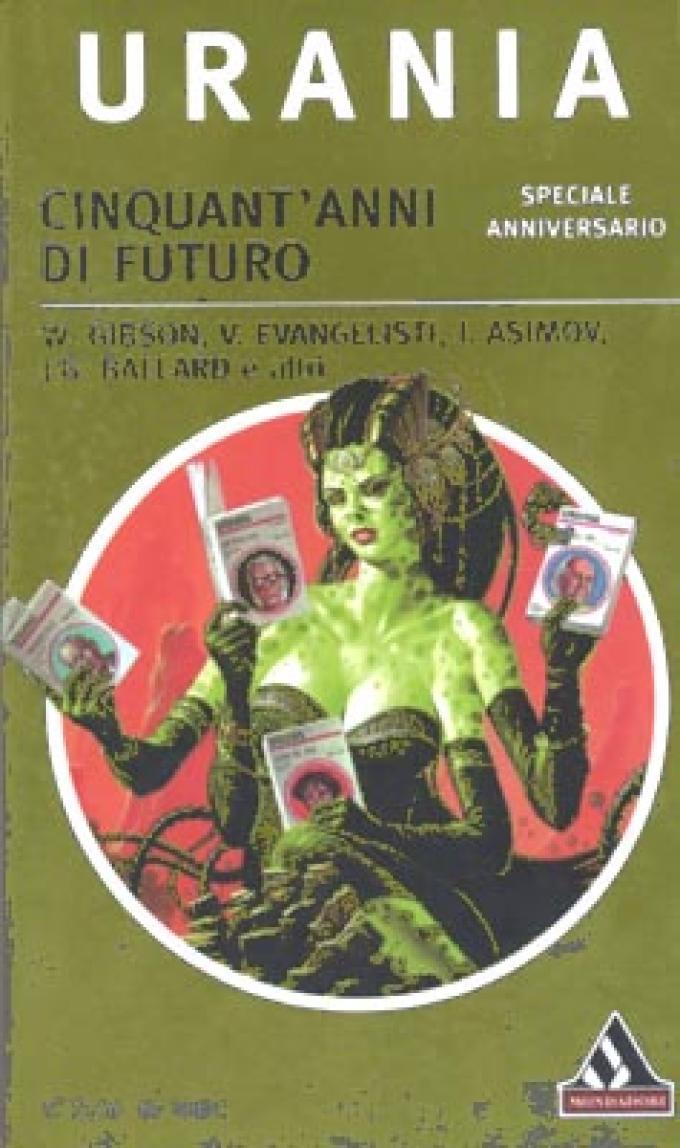 Paolo Barbieri. Urania Speciale (2002)