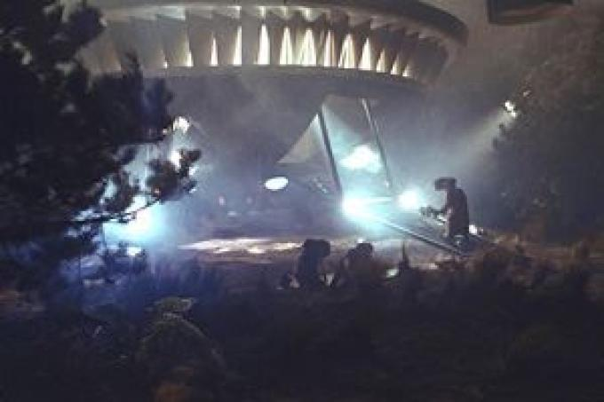L'astronave degli ET
