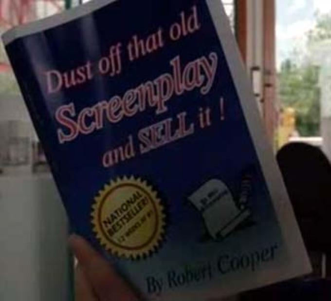 """""""Rispolvera quel vecchio copione e vendilo!"""", un bestseller di Robert C. Cooper"""