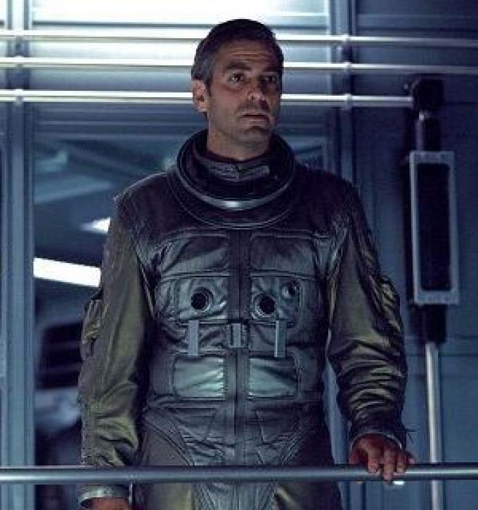 George Clooney in <i>Solaris</i>