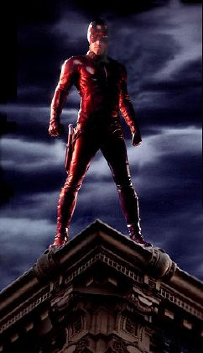 Ben Affleck in <i>Daredevil</i>