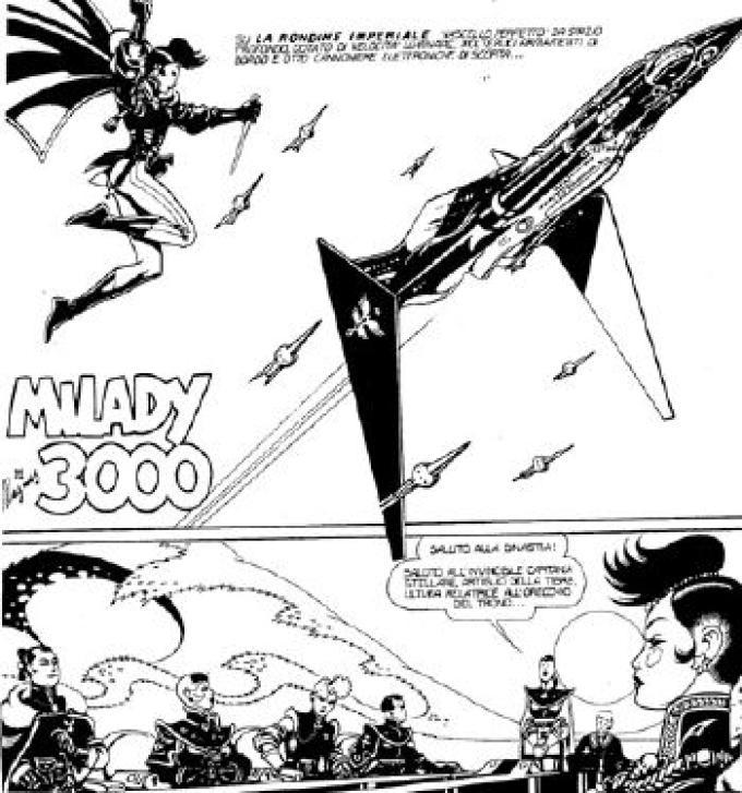 Milady 3000