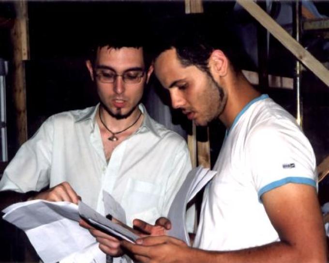 Fabio Resinaro e Fabio Guaglione