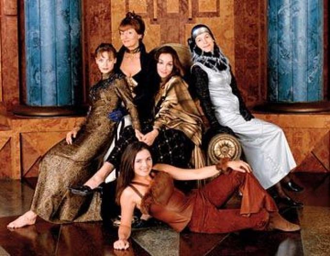 Tutte le donne di <i>Children of Dune</i>