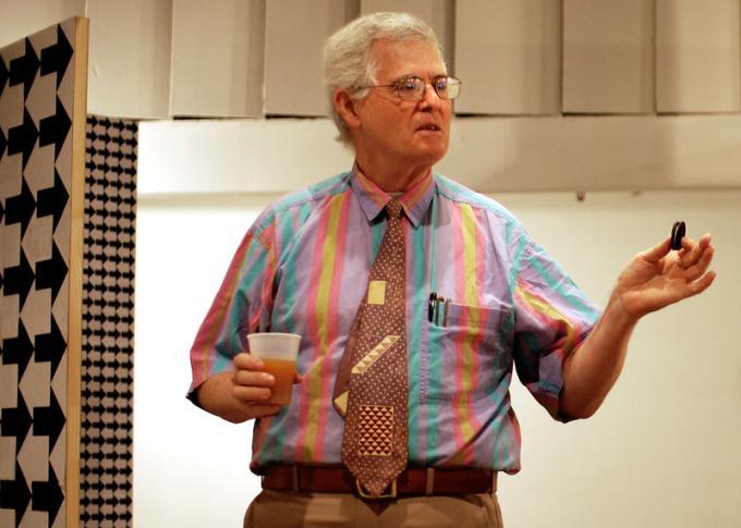 David G. Hartwell (Salem, 10/7/1941, 21/1/2016) Curatore e antologista