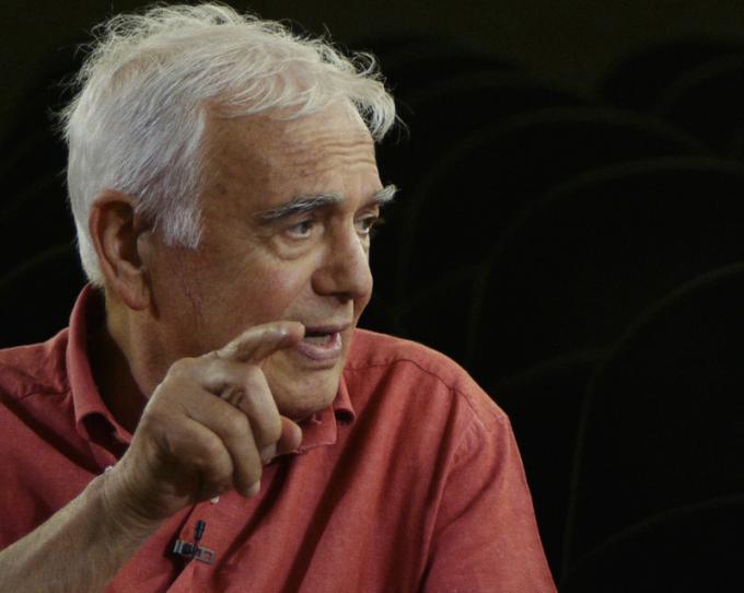 Piero Zanotto (Venezia, 1929-2016) Giornalista, critico cinematografico