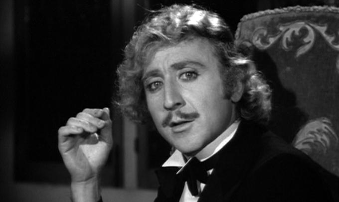 Gene Wilder (Milwaukee, 11 giugno 1933 – Stamford, 28 agosto 2016) attore e sceneggiatore
