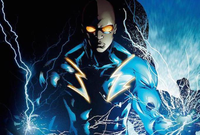 Black Lightning (CW) in preparazione