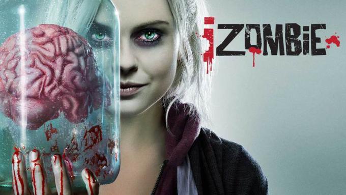 iZombie (CW) dal 2015, due stagioni
