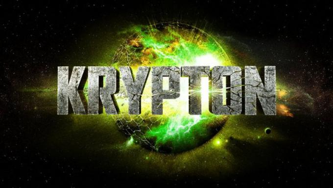 Krypton (Syfy) in preparazione