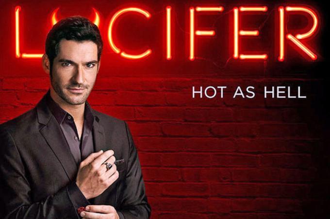 Lucifer (Fox) dal 2016, due stagioni