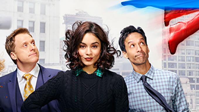 Powerless (CW) dal 2017, una stagione