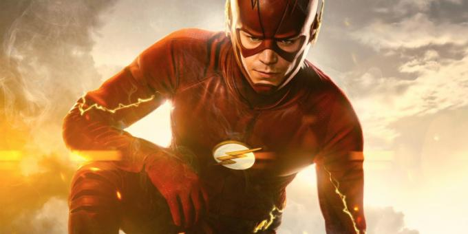 The Flash (CW) dal 2014, tre stagioni