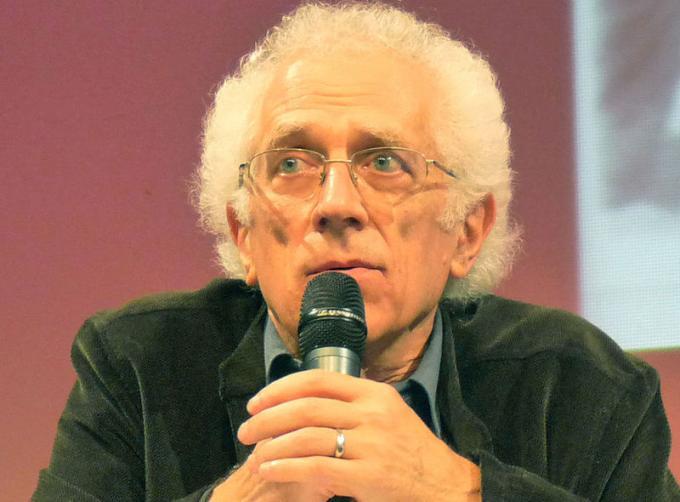 "Cvetan Todorov (Sofia, 1/3/1938 - Parigi, 7/2/2017) filosofo, autore del saggio ""La letteratura fantastica"""
