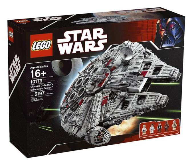 Il modello 10179, oltre cinquemila pezzi