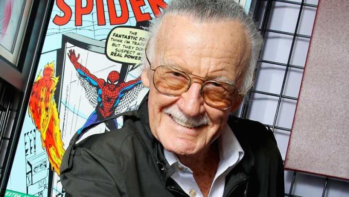 Stan Lee, pseudonimo di Stanley Martin Lieber (New York, 28 dicembre 1922 – Los Angeles, 12 novembre 2018[1]) Fumettista, editore