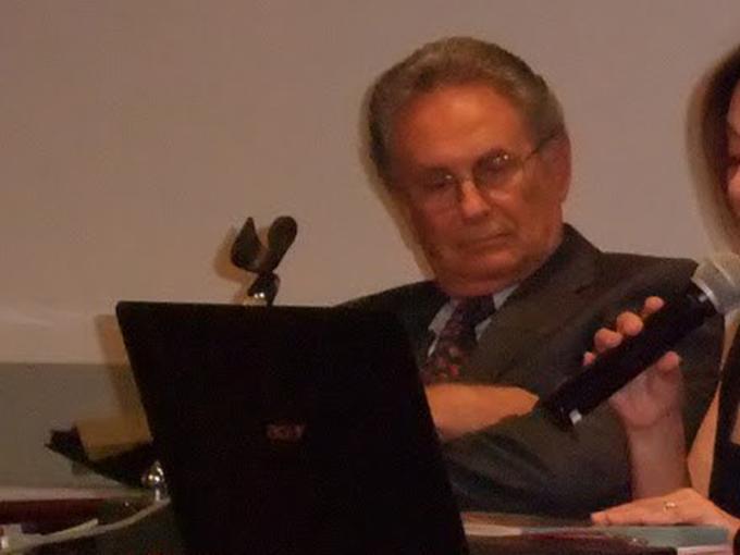 Giovanni Armenia (m. 27 gennaio 2020) editore