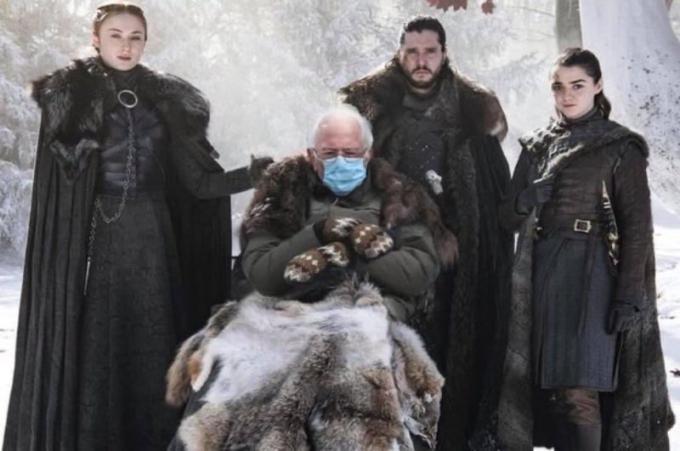 Winter is coming, e lui è pronto.
