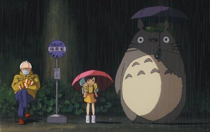 Versione Miyazaki.