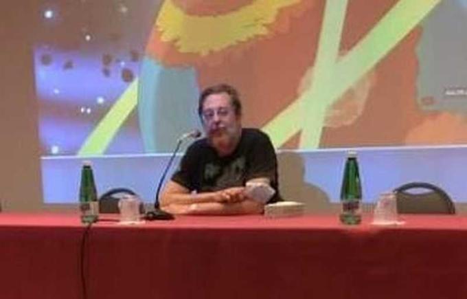 Marco Passarello parla di Rick & Morty (giovedì 15)