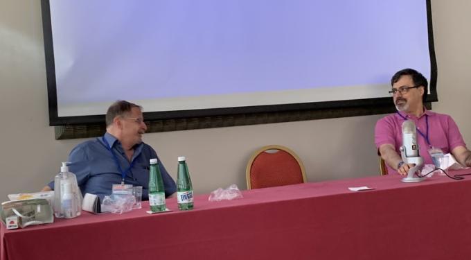 Lanfranco Fabriani e Emanuele Manco parlano del ciclo dell'UCCI