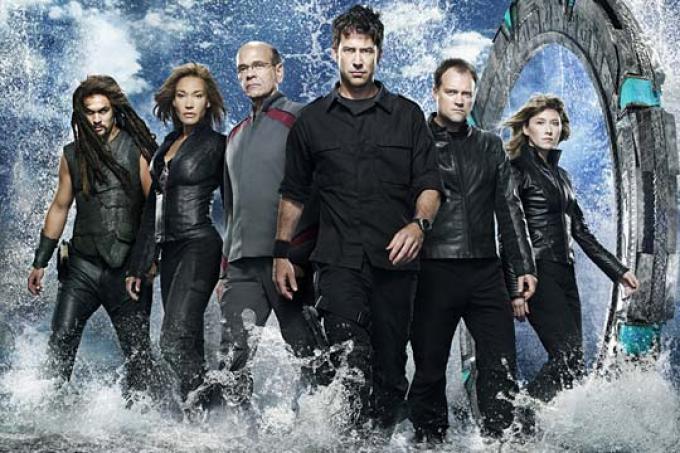Stargate Atlantis: il cast della quinta stagione