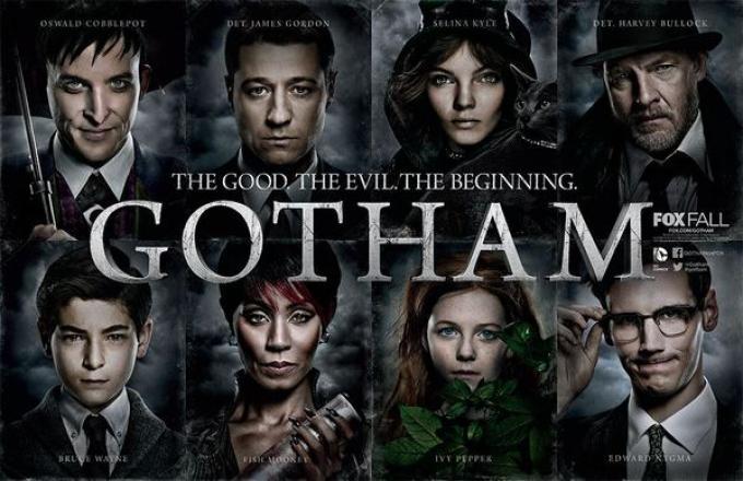 I buoni, i cattivi, e tutto quello che c'è nel mezzo, a gotham...