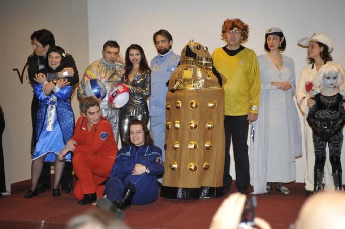 Una foto di gruppo dalla Reunion 2009