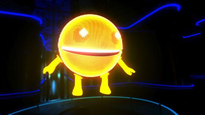 Un Pac Man così non l'avete mai visto