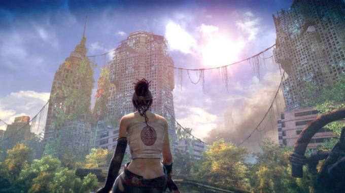 """Trip si gode il panorama della New York """"post post apocalittica"""" di Enslaved"""