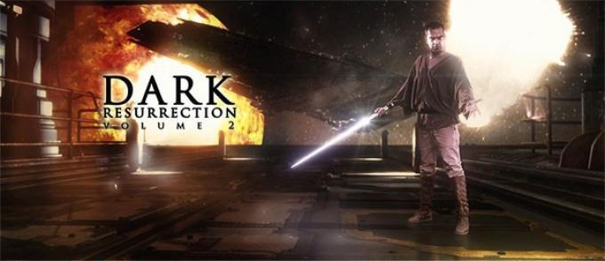 Il fan film <i>Dark Resurrection vol. 2</i> ai nastri di partenza