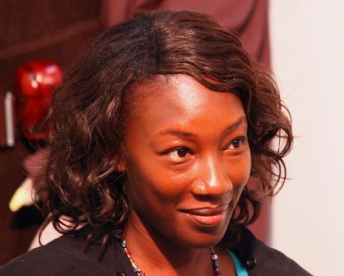Mary Oyaya, ospite d'onore della Yavincon 2011