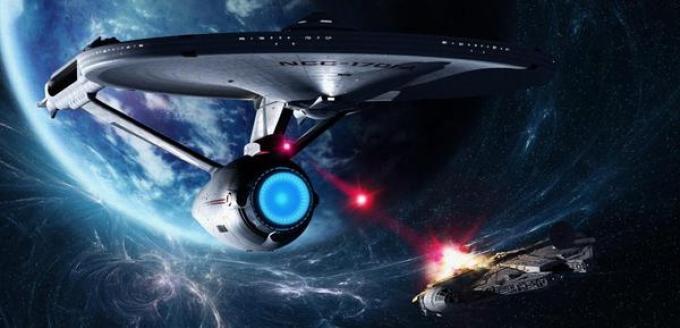 Chi vincerà tra l'Enterprise e il Millennium falcon?