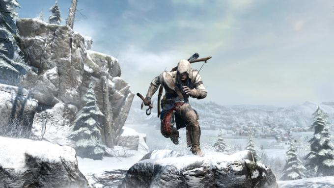 Connor, il nuovo coprotagonista di Assassin's Creed III