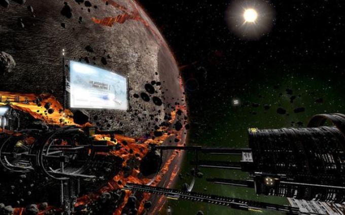Un fotogramma di X3: Albion Prelude