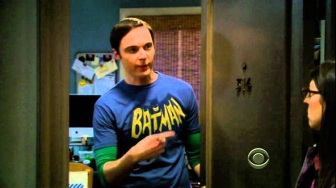 La porta di Amy Farrah Fawler in The Big Bang Theory: riconoscete il numero?