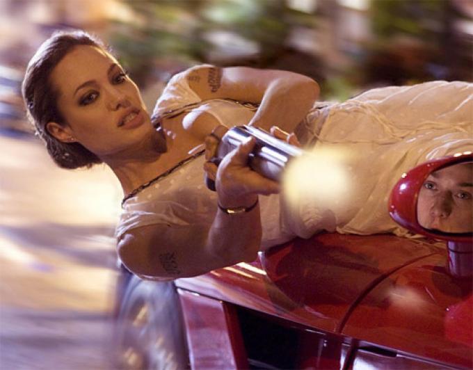 Angelina Jolie in Wanted: Delos ha intervistato il regista