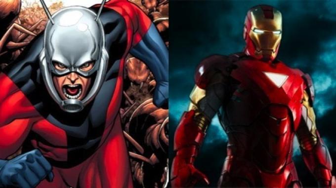 Un cameo d'eccezione per Iron man 3?
