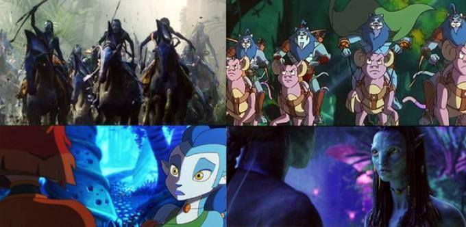 Le analogie tra Aida e Avatar non mancano.