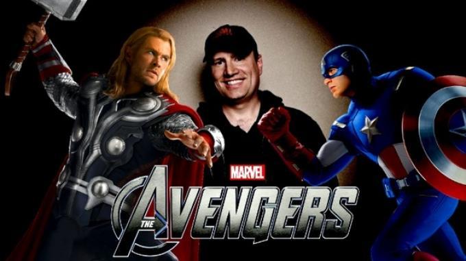 Kevin Feige, la vera mente dietro gli Avengers