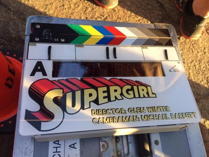 Supergirl sta arrivando