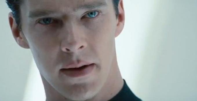 Benedict Cumberbatch, alias Khan...