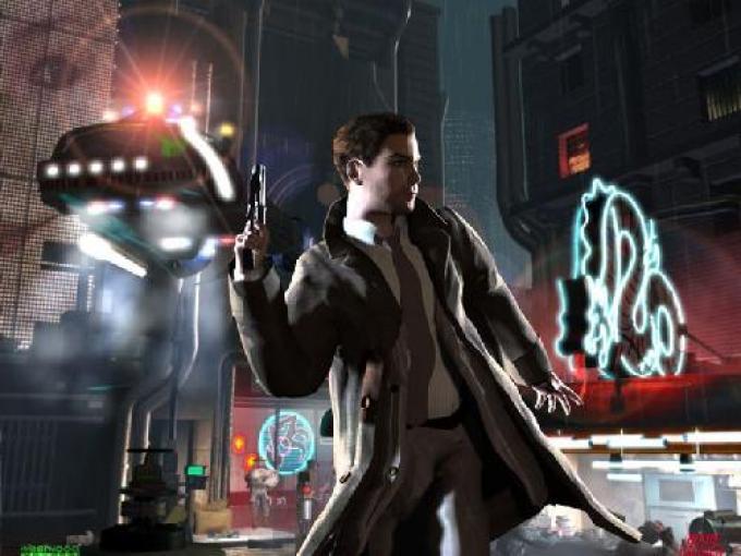 Un'immagine del Blade Runner di Westwood