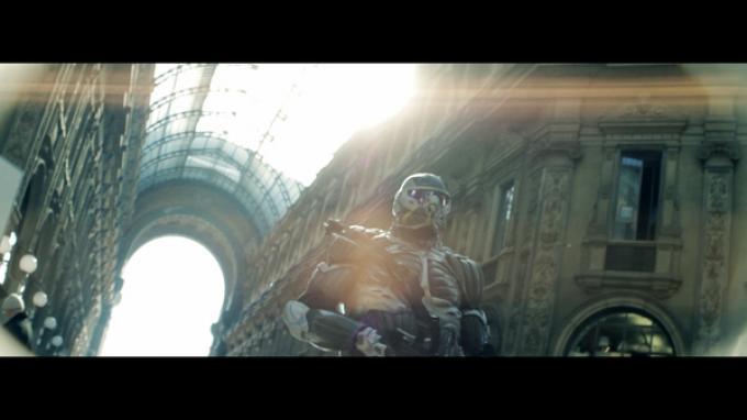 Prophet visita la Galleria Vittorio Emanuele