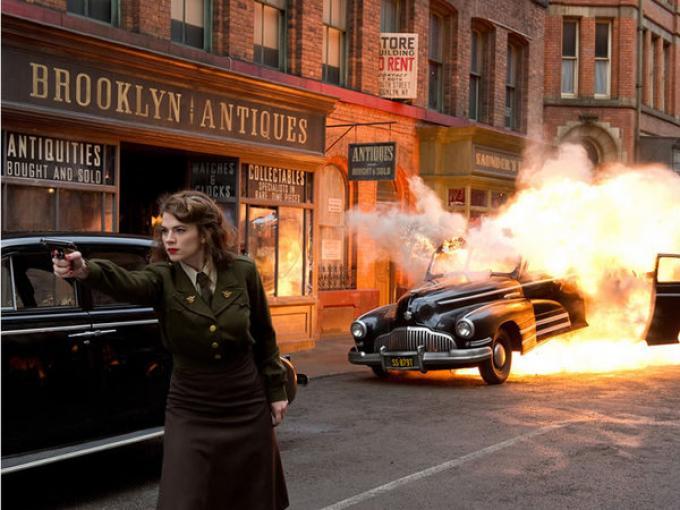 Peggy Carter farà esplodere la Marvel on line?